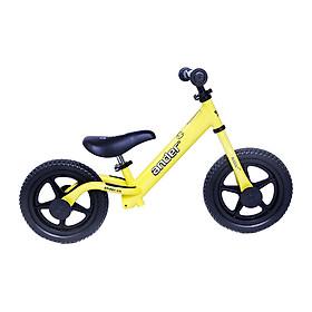 Xe thăng bằng cho bé Ander Pro màu vàng, xe chòi chân Ander cho bé từ 18 tháng đến 6 tuổi, hợp kim thép, trọng lượng 2,9kg