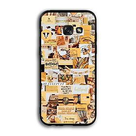 Ốp lưng Harry Potter cho điện thoại Samsung Galaxy A3 2017 - Viền TPU dẻo - 02010 7788 HP04 - Hàng Chính Hãng