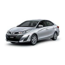 Xe Ô Tô Toyota VIOS 1.5E (MT)
