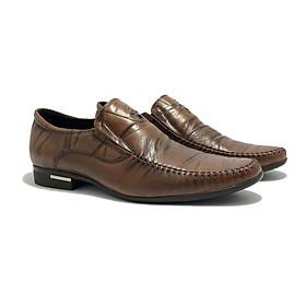 Giày da nam, giày tây nam, da bò đế cứng GNV905