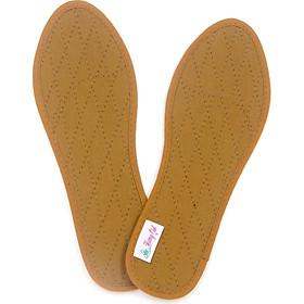 Lót giày quế vải cotton CI-02 hút ẩm, khử mùi hôi chân, cải thiện sức khỏe