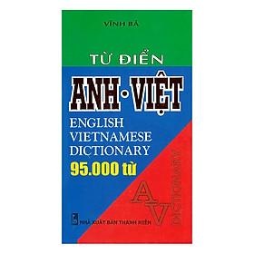 Từ Điển Anh - Việt 95.000 Từ
