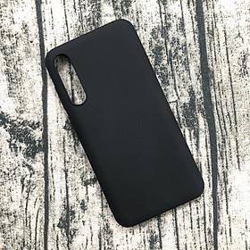 Ốp lưng silicone dẻo màu đen siêu mỏng dành cho Vsmart Live