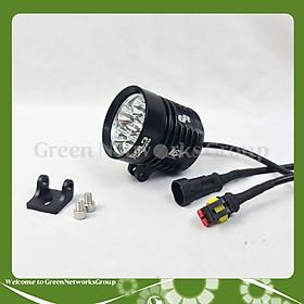 Đèn trợ sáng xe máy L6X thường ánh sáng trắng - Đèn trợ sáng L6X Green Networks Group