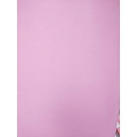 Cuộn 5 Mét Decal Giấy Dán Tường Màu Hồng Sáng Bề Mặt Nhám (5 Mét Dài x 0.45 Mét Rộng)