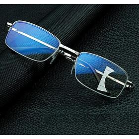 Kính lão thị gập  kính viễn thị sẵn độ mắt chống bức xạ +1.00 đến +4.00 JKG10
