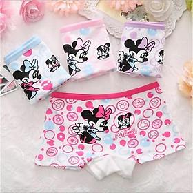 Một chiếc quần lót cho bé gái từ 2 đến 10 tuổi nhiều mẫu siêu kute