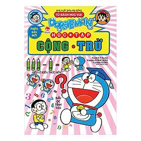 Doraemon Học Tập: Cộng Trừ (Tái Bản)