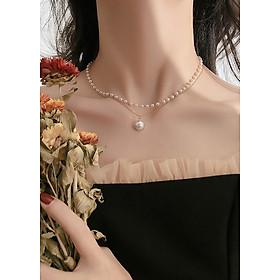 Dây chuyền nữ nhiều tầng phụ kiện trang sức nữ đẹp