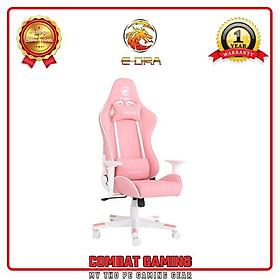 Ghế GAMING E-DRA HERA EGC224 PINK (Có Quà Tặng) - Hàng Chính Hãng