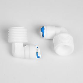 Bộ 02 co cốc lọc, ly lọc nối nhanh dùng trong máy lọc nước – Hàng chính hãng