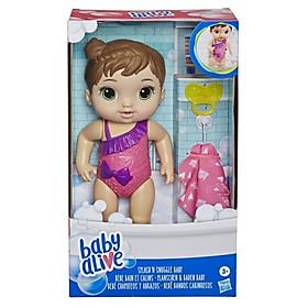 Bé Nana đi tắm BABY ALIVE E8721