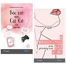 Combo sách hay dành cho quý cô : Bóc mẽ những cái cớ của đàn ông + A beautiful bad girl - Ai bảo gái hư không có quà - Tặng kèm postcard GREEN LIFE