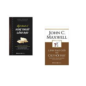 Combo 2 cuốn sách: Kinh Thánh Về Nghệ Thuật Lãnh Đạo + Lãnh Đạo Giỏi Hỏi Câu Hỏi Hay