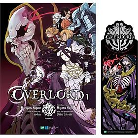 Overlord Tập 1 (Phiên Bản Manga) - Tặng Bookmark Cho Những Khách Hàng Đặt Mua Sớm Nhất