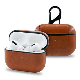Wireless Bluetooth Earphone Cases For Apple AirPods Charging Headphones For Airpods Synthetic Leather Protective Cover