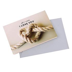 Thiệp tình yêu Tlive - love card 1040