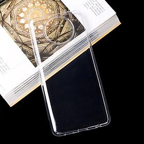 Ốp lưng Silicone dẻo trong dành cho Xiaomi POCO X3