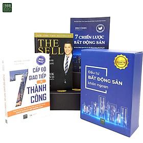 Hộp sách đầu tư Bất động sản khôn ngoan