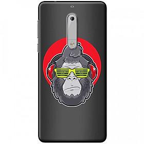Ốp lưng dành cho Nokia 5 mẫu Tinh tinh mắt kính