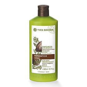 Dầu Gội Phục Hồi Tóc Hư Tổn Nutri-Repair Treatment Shampoo Yves Rocher (300 ml)
