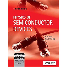 Physics of Semiconductor Devices (Third Edition)