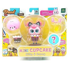 Bánh Mini Cupcake - Kitty Và Bunny BB32790