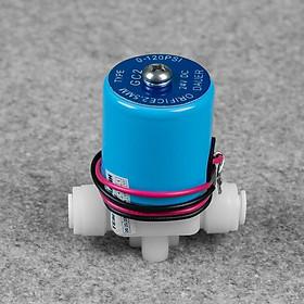 Van điện từ nối nhanh 2 đầu dây 6 dùng trong máy lọc nước R.O (Hàng chính hãng)
