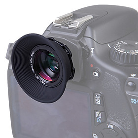 JY 1.08-1.6X Viewfinder Magnifier Eyepiece Eyecup Adjustable Zoom Magnifying For Canon Nikon Olympus Pentax Sony Fujifilm Samsung Minolta
