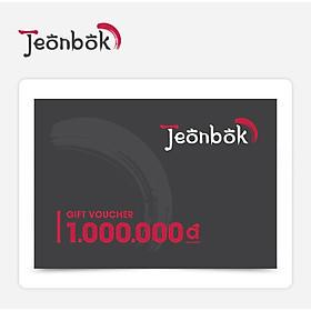 Jeonbok - Phiếu Quà Tặng 1000K