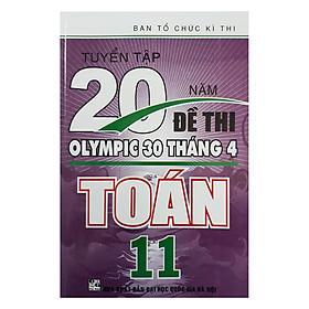 Tuyển Tập 20 Năm Đề Thi Olympic 30 Tháng 4 Toán 11
