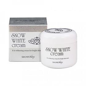 Kem dưỡng trắng da Secret Key Snow White Cream 50g-0