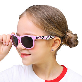 Kính mát trẻ em chống tia UV gọng dẻo KM-16