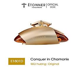 Nước Hoa Ô Tô Cao Cấp Chính Hãng Nhập Khẩu Khử Mùi Xe Hơi ETONNER E1801D (60ml)