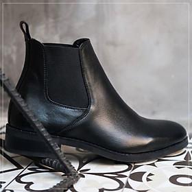 [ CỰC CHẤT] Giày Chelsea boot Nam - DySeven -  Chất Liệu Cao Cấp Không Nhăn Nổi Bật Giữa Đám Đông