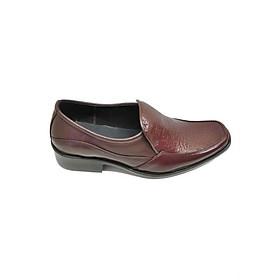 Hình đại diện sản phẩm Giày Tây Nam Da Bò Hải Nancy 1222N - Nâu