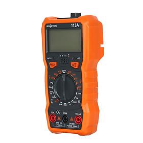 Đồng Hồ Vạn Năng Tự Động Richmeters RM113A NCV Đo Dòng Điện AC/DC HFE RM113D NCV Với Đèn Flash Hút Từ Tính (2000 Đếm)