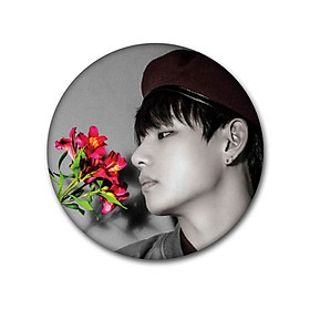 Huy hiệu BTS Bangtan Boys I need U
