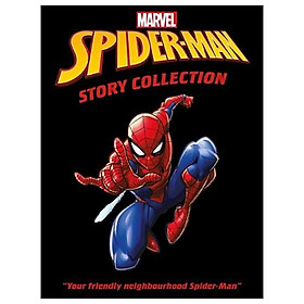 Marvel Spider-Man Story Collection (Deluxe Treasury 196 Marvel)