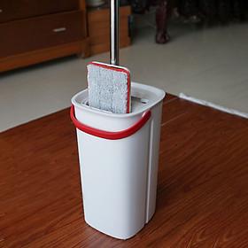 Bộ lau nhà thùng vắt Hasu2000-F11