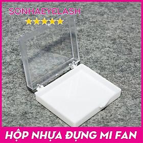 Hộp đựng mi fan, hộp đựng fan mi volume