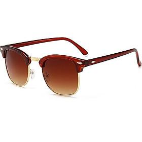Luxury Vintage Polarized Sunglasses Women Men Fashion Glasses