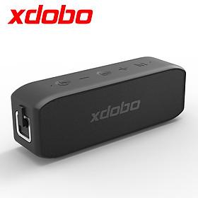 Loa Bluetooth5.0 TWS xdobo 20W, loa không dây âm thanh vòm HD & âm Bass Stereo cực hay 5200mAh, tích hợp Mic, chống nước IPX7, loa di động cho các bữa tiệc - Hàng Chính Hãng