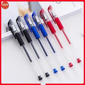 Bút Bi  Nét Thanh 0.5mm Bền Đẹp Bút Bi Nước Văn Phòng Màu Mực Tươi SánG BB01