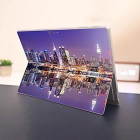 Skin dán hình thành phố x02 cho Surface Go, Pro 2, Pro 3, Pro 4, Pro 5, Pro 6, Pro 7, Pro X