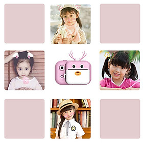 Kids Camera for Girls and Boys, Digital Dual Camera 2.4 Inches Screen 24.0MP