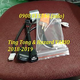 Bộ dây TING TONG + Hazard cho xe VARIO