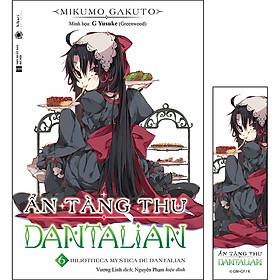 Ẩn Tàng Thư Dantalian - Tập 6