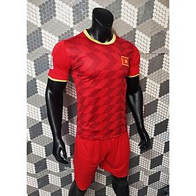 Áo Bóng đá Đội tuyển Việt nam đỏ Mùa giải ASISAD 2019 size XL