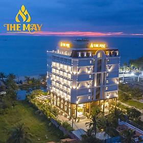 The May Beach Hotel 3* Phú Quốc - Bữa Sáng, Hồ Bơi, Bãi Biển Riêng, Khách Sạn Mới, Ngay Trung Tâm Đảo Ngọc